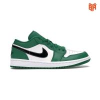 Giày Nike Jordan 1 Low Pine Green/Xanh Lá (Rep 1:1)