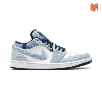 Giày Nike Air Jordan 1 Low Washed Denim (Rep 11)