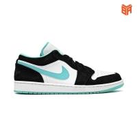 Giày Nike Jordan 1 Low Xanh Ngọc Cổ Thấp (Rep 1:1)
