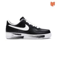Giày Nike Air Force X G Dragon Hoa Cúc Đen/Tróc Sơn (Rep1:1)