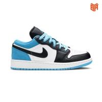 Giày Nike Air Jordan 1 Low Laser Blue (Rep 1:1)