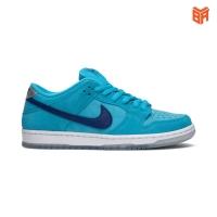 Giày Nike Sb Dunk Low Blue Fury/Xanh Lam (Rep 1:1)