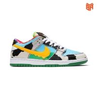 Giày Nike SB Dunk X Ben & Jerrys Low Chunky Dunky/Bò Sữa (Rep1:1)