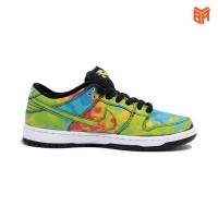 Giày Nike Sb Dunk Low Civilist Đổi Màu Nhiệt (Rep11)