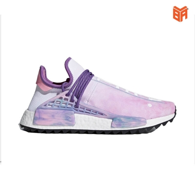 Adidas NMD Human Race Hồng/Tím (Rep 11)