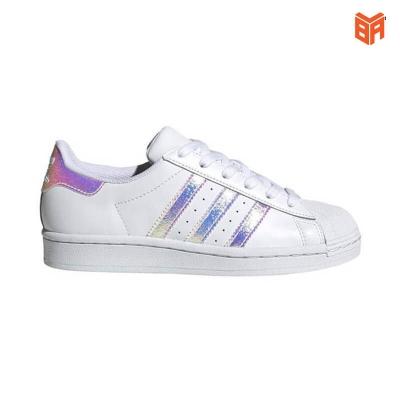 Adidas Superstar Sò Hologram Hồng (Rep11)