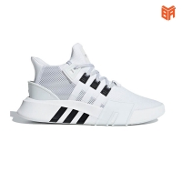 Adidas EQT Bask ADV trắng đen phản quang Mới (Rep11)