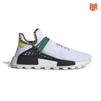 Adidas Human Race Trắng Xanh 2.0 (Siêu Cấp)