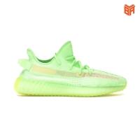 Adidas Yeezy Boost 350 V2 Xanh Lá/Dạ Quang (Rep+)