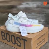 Adidas Yeezy Boost 350 V2 Trắng Đổi Màu (Rep+)