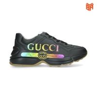 Giày GucciRhyton Black/Đen