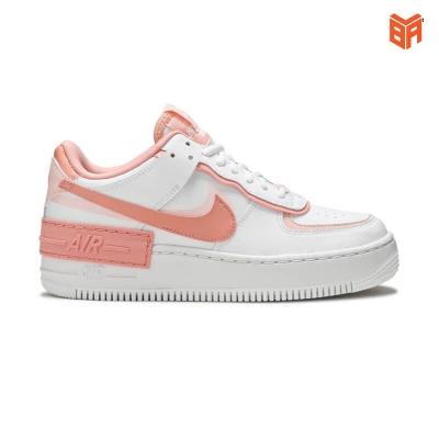Giày Nike Air Force 1 Shadow Trắng Hồng (Rep 11)