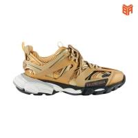 Giày balenciaga track gold