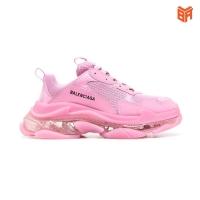 Giày Balenciaga Triple S Pink/Hồng (Rep 11)