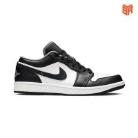 Giày Nike Air Jordan 1 Low Black White (Rep 11)