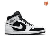 Giày Nike Jordan 1 High Trắng Đen (Rep 11)
