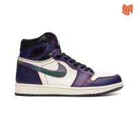 Giày Nike Air Jordan 1 Phản Quang (Rep +)