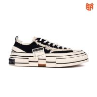Giày Xvessel G.O.P. Lows Black/Đen Rep 1:1