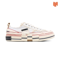 Giày Xvessel G.O.P. Lows White/Trắng Rep 1:1